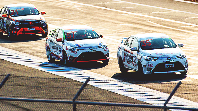 Sights And Sounds At The Vios Cup 2016