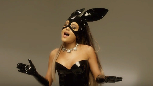 Ariana Grande Displays Vocal Prowess In A Cappella Music Video