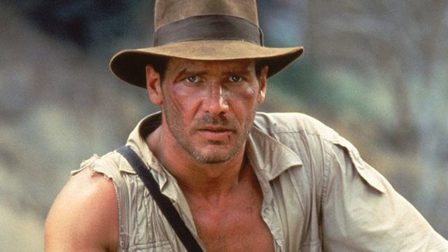 Spielberg And Ford Will Reunite In Newly Announced Fifth 'Indiana Jones' Movie