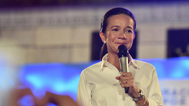 News Reporter Introduces Us To A Side Of Grace Poe We Rarely See