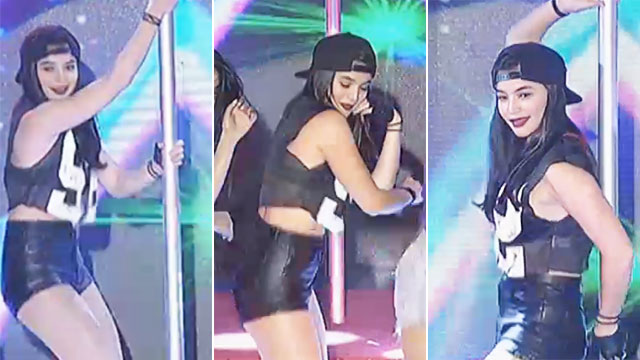 After Ella Cruz, It's Anne Curtis Twerking On It's Showtime