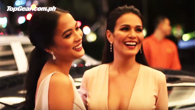 What It Feels Like To Drive For Iza Calzado and Isabelle Daza