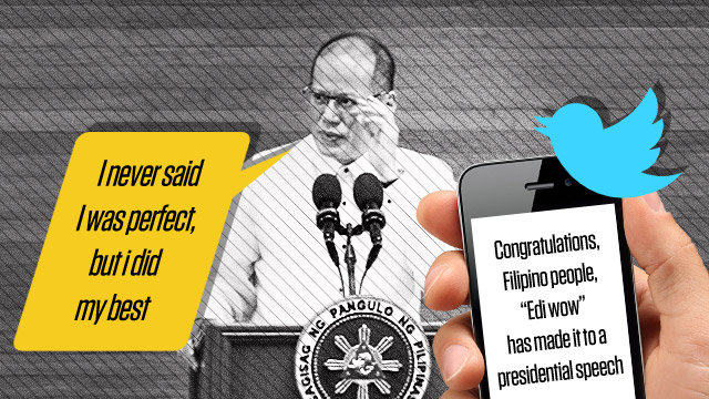 #SONA2015: #SONAHugot And The Best Reactions On Social Media