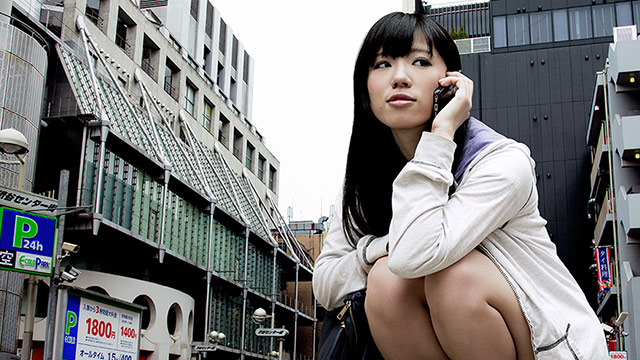 WATCH: Godzilla-Sized Schoolgirls Invade Tokyo