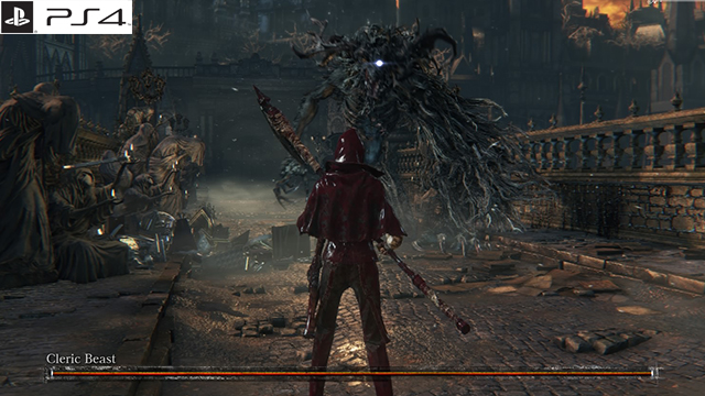 10 Things A Bloodborne First-Timer Feels During His First Hour With The Game