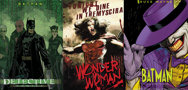 Quiz Time! Guess Which Classic Movie Posters These DC Comics Are Paying Tribute To