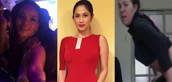 FHM's Best Of The Weekend: Diana Zubiri Gets Engaged, Ex-WWE Star Chyna Twerks, And Leo Throws Bday Bash For Rihanna