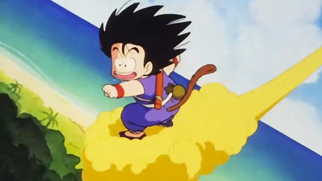 Dragon Ball Charges Up Anew For New Anime Series!