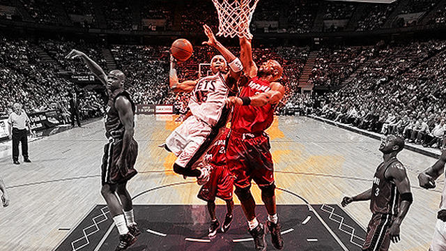Watch A Compilation Of The NBA's Baddest 'Poster Dunks' To Scratch That NBA Itch
