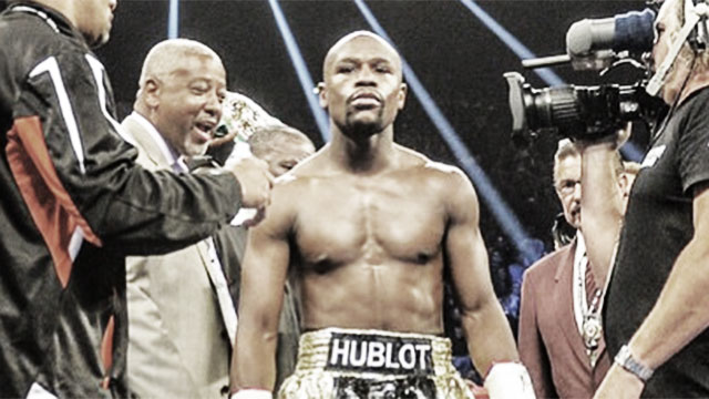 REPORT: Floyd Mayweather Jr. To Fight Again In September