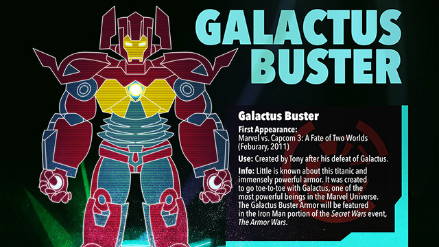 The Hulkbuster And Iron Man's 6 Other 'Buster' Armors In Really Neat Infographics!