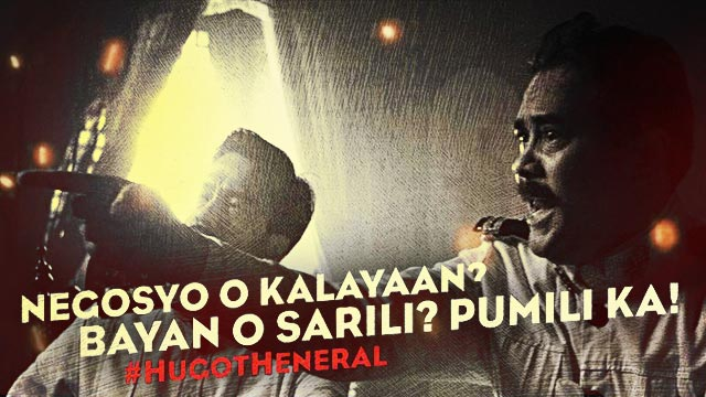 What's Your Favorite 'Heneral Luna' Quote?