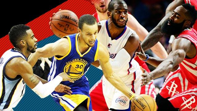 Hoop Wars Round 2: The 2015 NBA Playoffs Second Round Preview