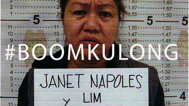 JUST IN: Janet Napoles Gets Life Sentence For Serious Illegal Detention