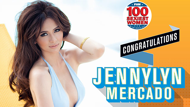 #FHM100Sexiest2015: Jennylyn Mercado Is The Country's Finest!