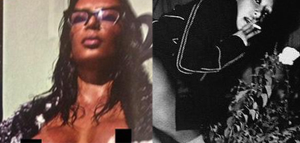 Hide Your Internet, Kim Kardashian Is Trying To Break It Again By Going Full-Frontal