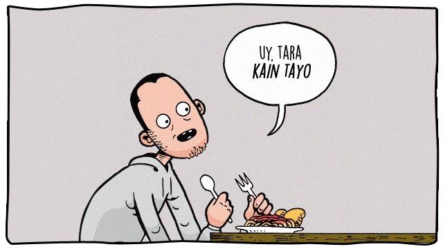 Libreng Komiks On FHM: Broventures #4 - 'Kain Tayo'