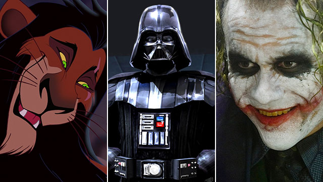 WATCH: The Most Iconic Villains In Movie History In One Clip!