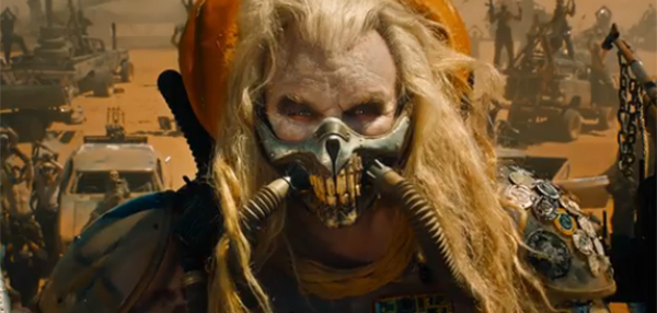 Most Balls-Out Trailer Of The Day: Mad Max: Fury Road