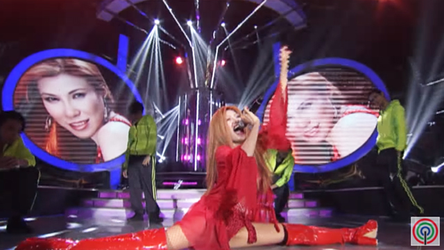 Myrtle Sarrosa Impersonates Mystica, Emotional After Successfully Pulling Off A Split