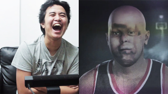 People Reacting To Their Failed 'Face-Scans' On NBA 2K16