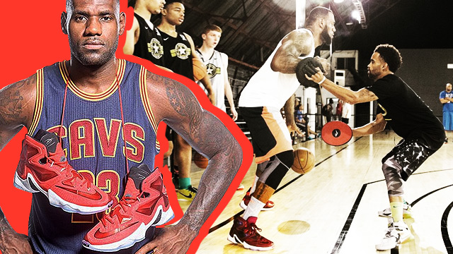 Here Are Our Thoughts On The New Lebron XIII