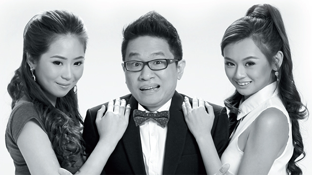 Stanley Chi And Lhea Bernardino Will Be Signing The New 'One Night Stan' Book At FHM BroCon!