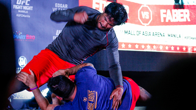 What You Missed During UFC Fight Night Manila's Open Workouts