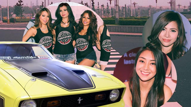 Bumpers And Babes: The Pretty Sights At Hot Import Nights