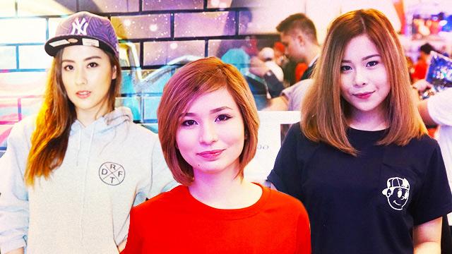 LOOK: The Pretty Sneakerheads At Sole Slam Manila