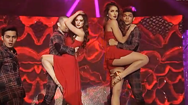 Arci Muñoz And Sarah Lahbati Team Up For Leggy Dance Number On ASAP