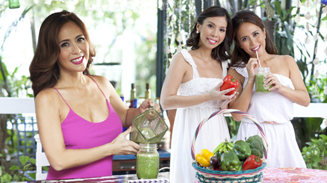 5 Diet Myths Debunked By Sexy Chefs Rachel And Barni