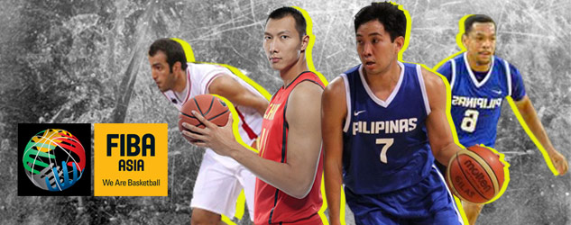 FIBA Asia 2013: The Top 15 Homegrown Players to Watch