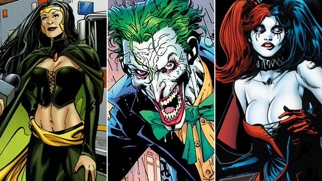 Meet The Suicide Squad: A Rather Early Primer On Hollywood's Soon-To-Be-Adored Supervillains