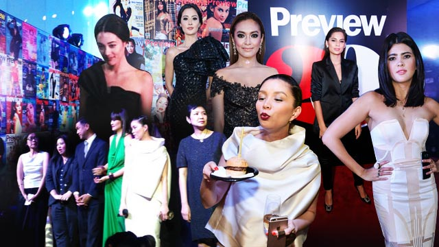 2015 Preview Ball: The Highlights And The 10 Best-Dressed Women Of The Grand Event!