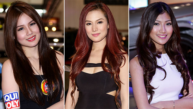 LOOK: The Pretty Girls From The 24th Trans Sport Show