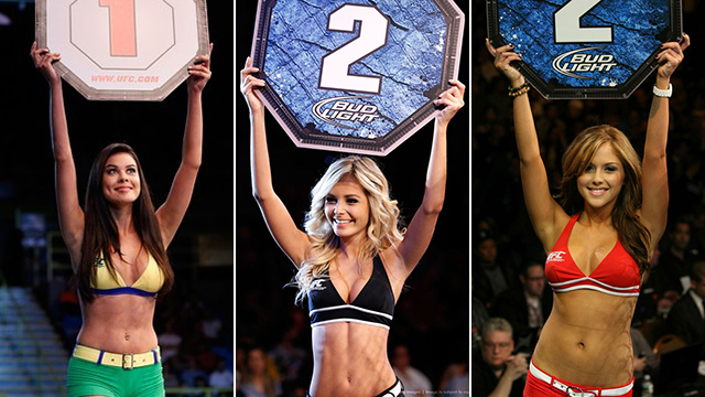 7 Octagon Girls We Wish The UFC Would Bring Here Too!
