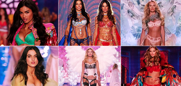 The Many Times We Fell In Love While Watching The VS Fashion Show 2014