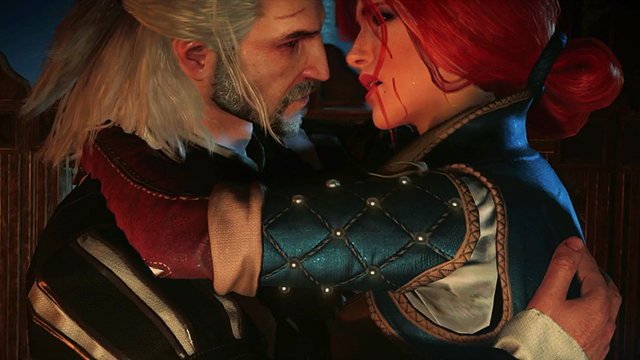 Being A Man According To The Witcher 3's Geralt Of Rivia