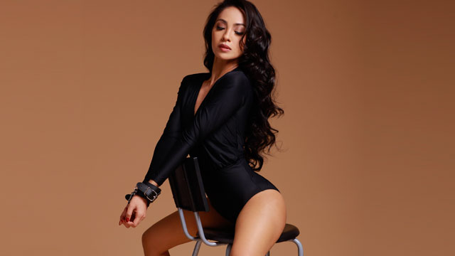 FHM Idol November 2015 - Grey Gomez Welcomes You To The World Of BDSM!