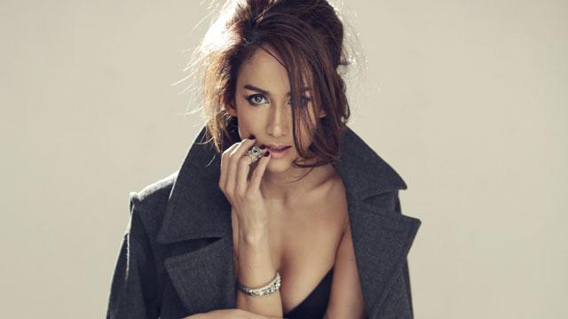 Ina Raymundo - FHM Cover Girl November 2015
