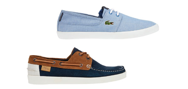 2 New Shoes From Lacoste To Cheer You Up This Rainy Season