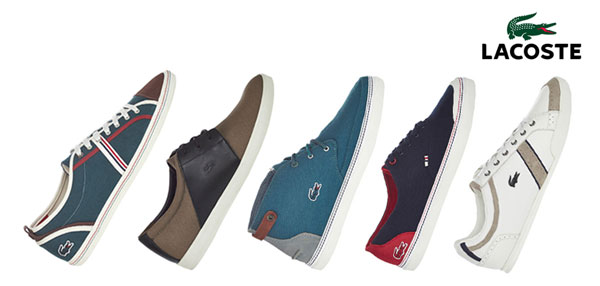 Five Fresh Lacoste Kicks for Your New Get-Up