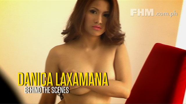 Danica Laxamana - FHM 100% Hottie May 2011