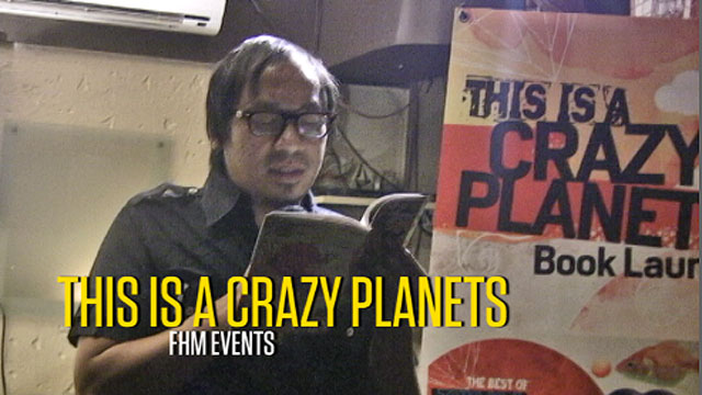 The Best of This is a Crazy Planets Book Launch