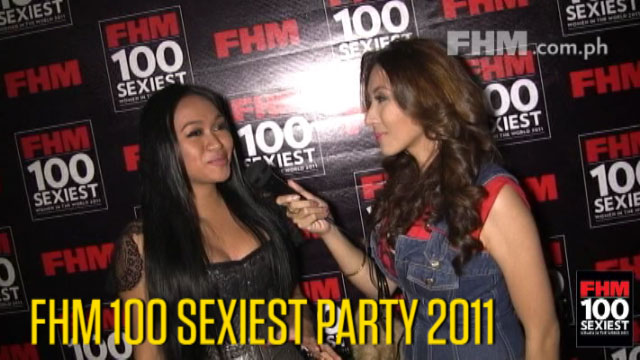 FHM 100 Sexiest Party 2011 - Keys to the VIP