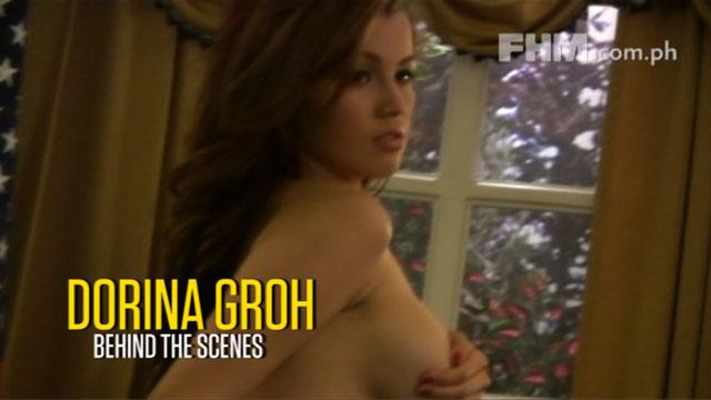 Dorina Groh - FHM 100% Hottie July 2011