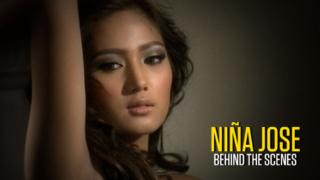 Nina Jose - FHM Cover Girl August 2011