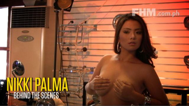 Nikki Palma - FHM 100% Hottie October 2011