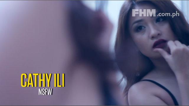 Cathy Ili - FHM 100% Hottie December 2011